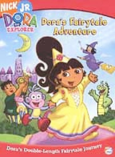 Dora The Explorer: Fairytale Adventure [DVD]