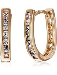 Sia Art Jewellery Clip-On Earrings For Women (Gold) (AZ3599)
