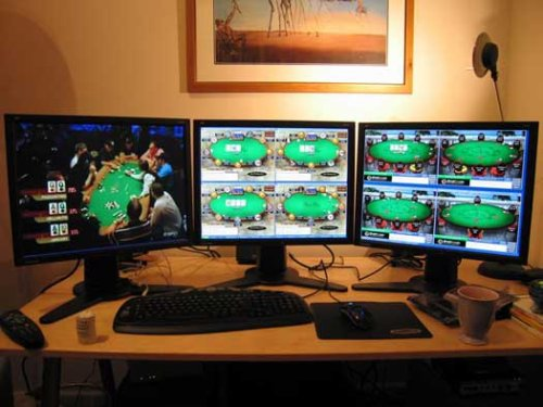 The Great Poker Now Online poker system! Make real cash online now. (1)