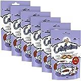 CATISFACTIONS - Au canard - Friandises pour chats - Sachet de 60 g - Lot de 6