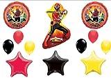 Power Rangers Samurai Party Supplies And Ideas