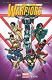 img - for New Warriors, Vol. 1: The Kids are All Fight book / textbook / text book