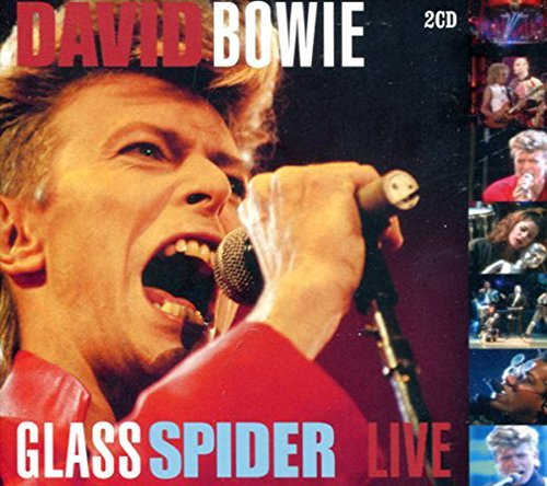 David Bowie - Glass Spider CD 2 - Zortam Music