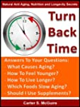 Anti-Aging - Turn Back Time (Natural...