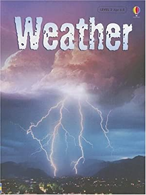 Weather (Usbourne Beginners, Level 2)
