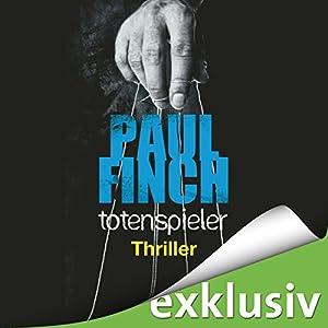 Totenspieler (Mark Heckenburg 5) Hörbuch