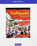 img - for Text Audio CDs for Treffpunkt Deutsch: Grundstufe book / textbook / text book