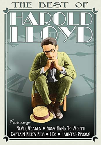 DVD : Best Of Harold Lloyd