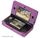 Nintendo 3DS Silicone Sleeve - Pink