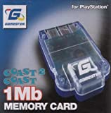 1 MB Memory Card - Coast To Coast