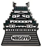 名古屋城ピンバッジ