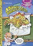Return of the Monster Tracker's Guide (Tattoo Sticker Book)