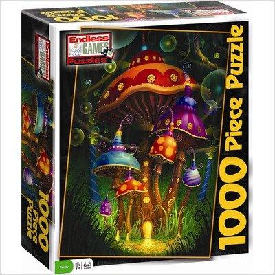 Cheap Endless Games Philip Straub Enchanted Evening 1000pc Jigsaw Puzzle (B002CNS9LA)
