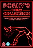 Porky's 2 Film Collection [DVD] [1982]