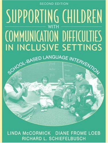 Supporting Children with Communication Difficulties in...