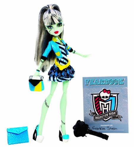 Monster High Picture Day Frankie Stein Doll (Picture Day Monster High Dolls compare prices)