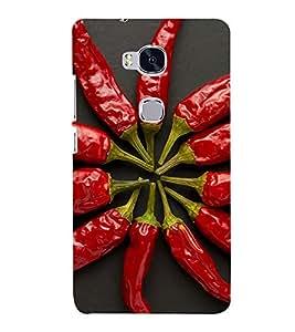 Fuson 3D Designer Mobile Back Case Cover For Huawei Honor X5 / Huawei GR5 / Huawei Honor 5X