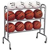BSN Wide Body Ball Cart (12 Balls)