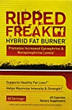 Pharmafreak Ripped Freak Hybrid Fat Burner, 60 Capsules