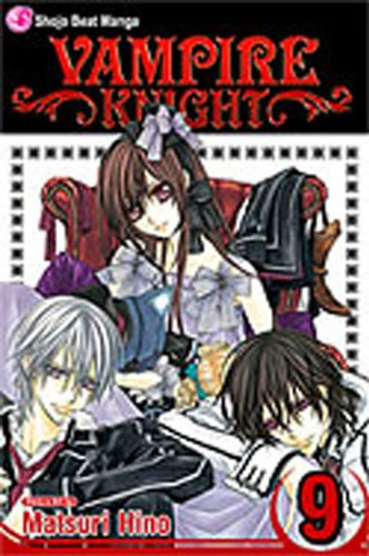 Vampire Knight, Vol. 9