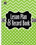 Lime Chevrons and Dots Lesson Plan &...