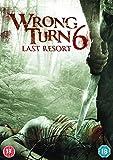 Wrong Turn 6 Last Resort UK release DVD