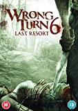 Wrong Turn 6 Last Resort UK release DVD