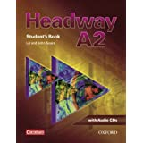 Headway: CEF-Edition: Level A2 - Student&#39;s Book mit Class CDsvon &#34;John Soars&#34;