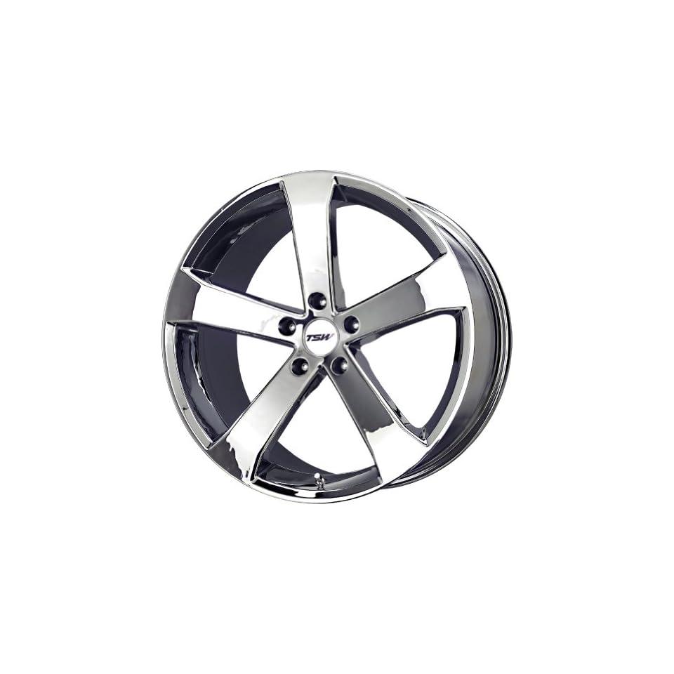 TSW Alloy Wheels Vortex Chrome Wheel (20x8.5/5x114.3mm)
