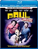 Paul (Blu-ray + Digital Copy + UltraViolet)