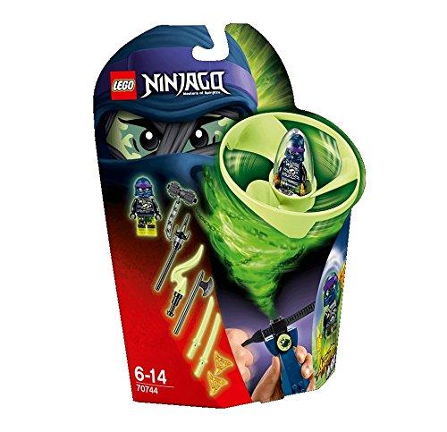 LEGO Ninjago Spinjitzu WRAYTH Flyer 70744 - 1