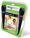 SingStar Popworld with 2 Microphones (PS2)