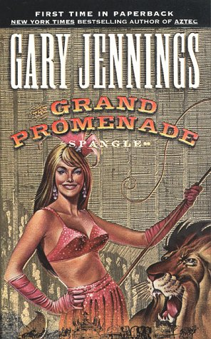 The Grand Promenade: Spangle #3 (Spangle), Gary Jennings