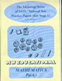 Practice Papers for the National Curriculum Tests at Key Stage One (Advantage Series)