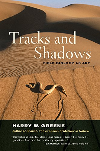 Tracks and Shadows: Field Biology as Art PDF