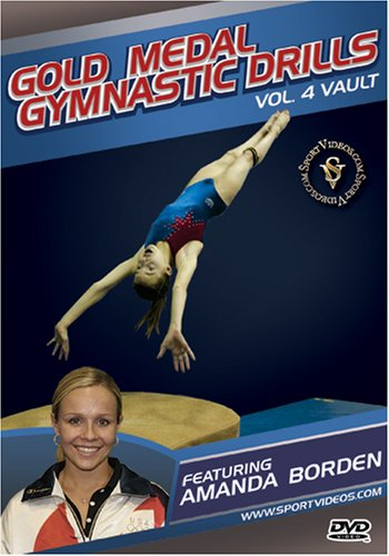 Gold Medal Gymnastics - Drills: Vault [DVD]