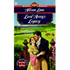 Book Review on Lord Avery's Legacy (Signet Regency Romance) by Susan Pace