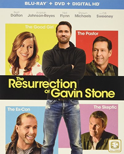Blu-ray : The Resurrection Of Gavin Stone (With DVD, Ultraviolet Digital Copy, Digitally Mastered in HD, 2 Pack, Snap Case)