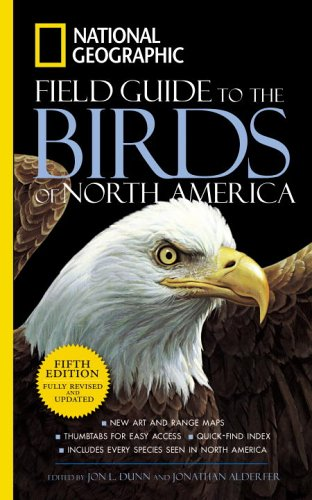 National Geographic Field Guide to the Birds of North...