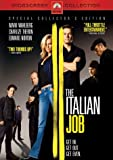 The Italian Job - Mark Wahlberg as Charlie Croker; Charlize Theron as Stella Bridger; Mos Def as DVD