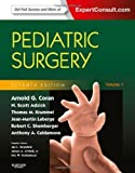 img - for Pediatric Surgery, 2-Volume Set: Expert Consult - Online and Print, 7e 7th by Coran MD, Arnold G., Adzick MD, N. Scott, Krummel MD, Thomas (2012) Hardcover book / textbook / text book