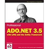 Professional ADO.NET 3.5 with LINQ and the Entity Framework (Wrox Programmer to Programmer)by Roger Jennings