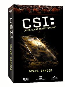 CSI: Crime Scene Investigation Season 5 finale episode