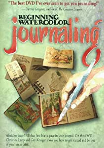 Beginning Watercolor Journaling