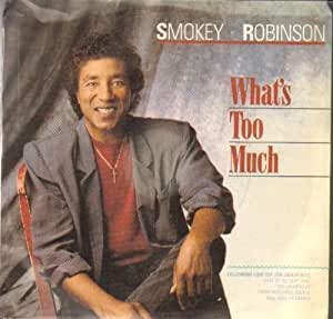 Image Result For Smokey Robinson On Amazon Music