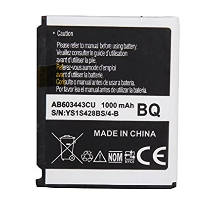 Tfpro S5233 1000mAh Battery (For Samsung)