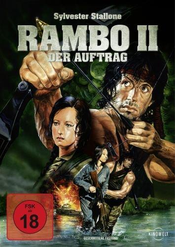 Rambo II - Der Auftrag (Gekürzte Fassung)
