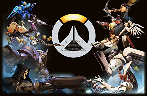 "CGC enorme - Poster Overwatch PS4 Xbox One PC - ext089, Carta, 16"" x 24"" (41cm x 61cm)"
