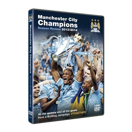 Manchester City 2013/14 Season Review [DVD]