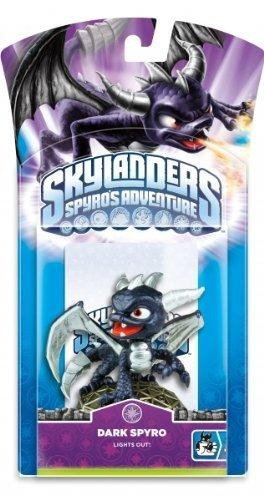 Skylanders: Spyro's Adventure - Character Pack - Dark Spyro (Wii/PS3/Xbox 360/PC) (Skylanders Dark Spyro Figure compare prices)